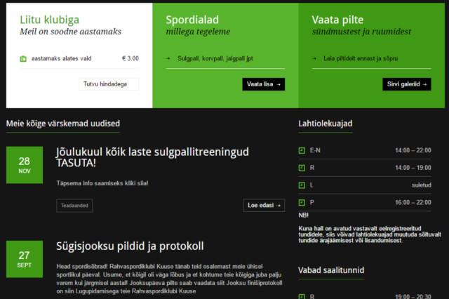 project_spordiklubi